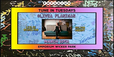 Tune in Tuesday's - Olivia Flanigan / Leslie Beukelman / Melvin Knight tickets