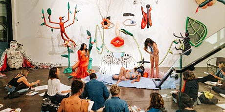 """""""Artist as Muse"""" Surreal Life Drawing with Elena Stonaker tickets"""