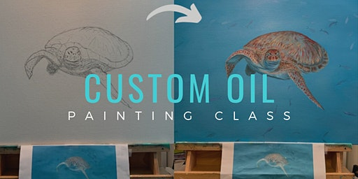Custom Oil Painting Class with Ronnie Phillips