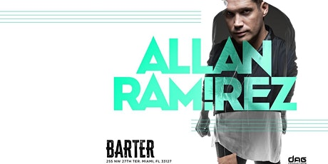 Allan Ramirez by Pressure Miami tickets