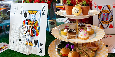 Mad Hatter's High Tea tickets