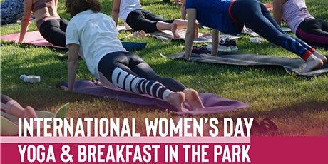 Yoga & Breakfast for International Womens Day with WiB Wagga tickets