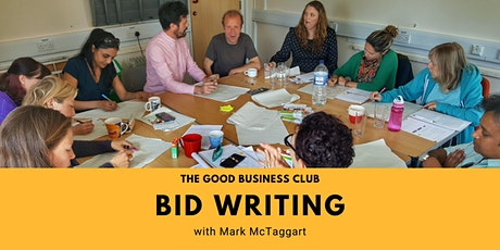 Bid Writing  with Mark McTaggart tickets