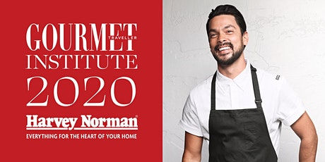 LOUIS TIKARAM | GOURMET INSTITUTE 2020 tickets