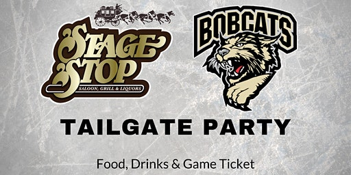 Bobcats Tailgate Party & Game Tickets
