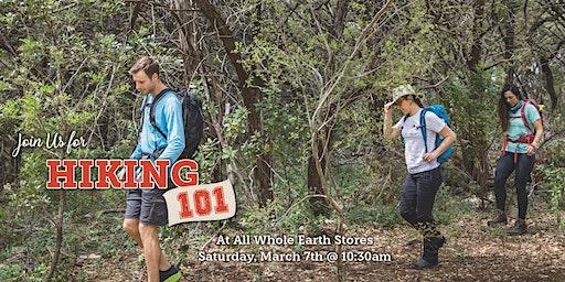 Hiking 101 - Post Oak!
