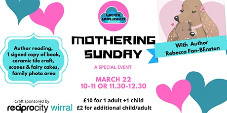 Mothering Sunday Session 11.30-12.30 tickets