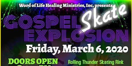 Gospel Skate Explosion tickets