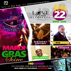 LOVE/HATE Saturdays at BELVEDERE Uptown Park [Houston, Texas] tickets
