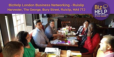 BizHelp London Business Networking - Ruislip tickets