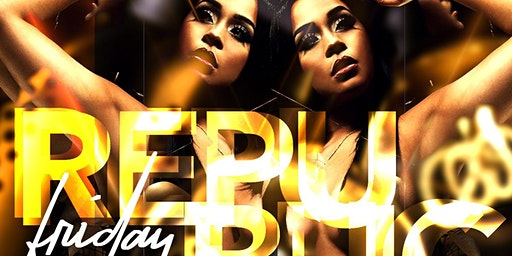 The ReFresh at REPUBLIC with Happier Hours·Live Music·Great Food·DJs