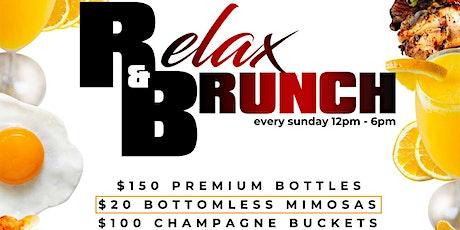 R&B BRUNCH ATL (RELAX & BRUNCH) tickets