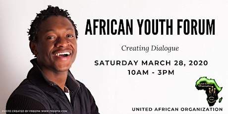 African Youth Forum 2020 tickets