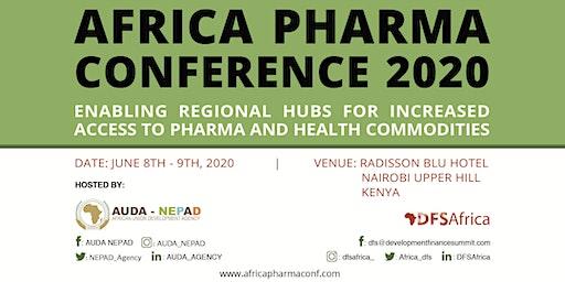 AUDA-NEPAD AFRICA PHARMA CONFERENCE 2020