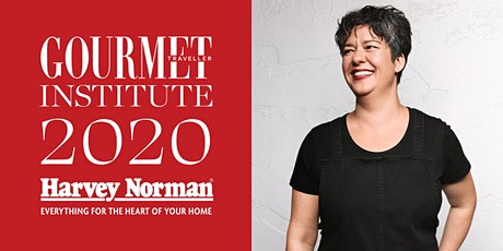O TAMA CAREY | GOURMET INSTITUTE 2020 tickets