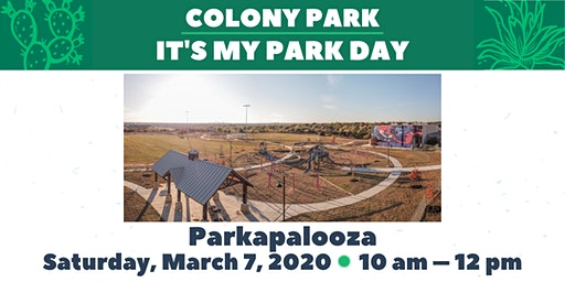Colony Park It's My Park Day