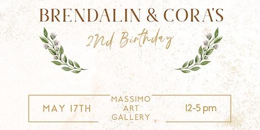 Brendalin & Cora's 2nd Birthday!