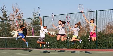 Kids Tennis Classes in Fremont (Intermediate Ages 6 - 8) tickets