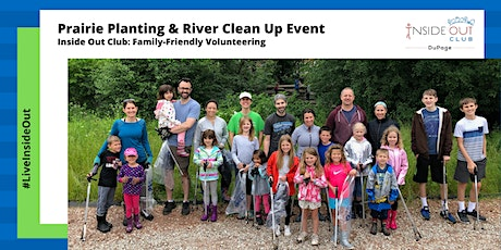 Help the Planet: Prairie Planting & River Clean Up Event tickets