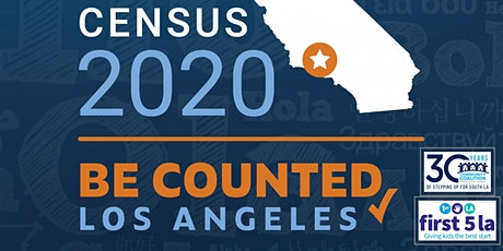 South LA Convening on Counting Us in the 2020 Census tickets