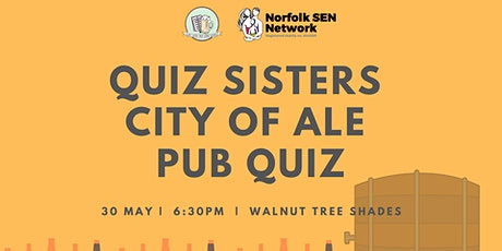 Quiz Sisters City of Ale Pub Quiz tickets