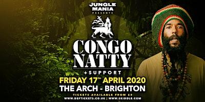 Jungle Mania presents Congo Natty