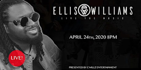 Ellis Williams LIVE with Special Guest: Dulcet tickets