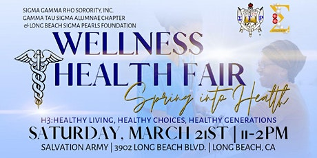 Spring Into Health 2020: Wellness & Health Fair tickets