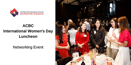 ACBC International Women's Day Lunch 2020 tickets