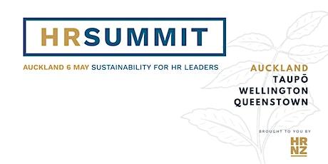 HR Summit Auckland - HR Leadership in Sustainable Organisations tickets