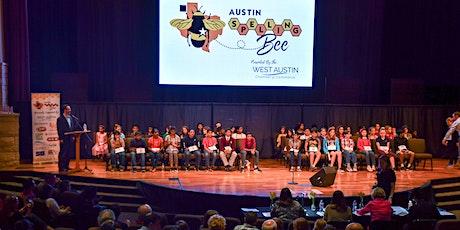 Austin Regional Spelling Bee 2020 tickets