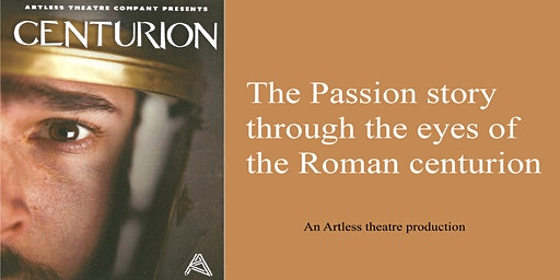 Centurion - The passion story from a unique perspective.