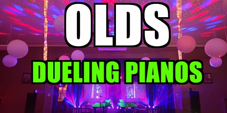 Olds-  Dueling Pianos Extreme  -St Paddy's Weekend tickets