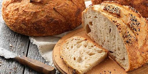 Baking With Sourdough, April class