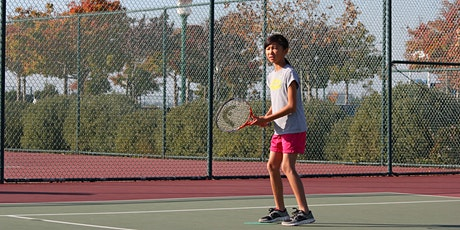 Kids Tennis Classes in Fremont (Intermediate Ages 8 - 12) tickets