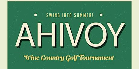 AHIVOY Golf Tournament tickets