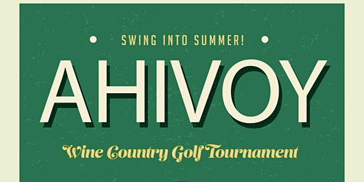 AHIVOY Golf Tournament