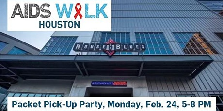 AIDS Walk Houston Packet Pick Up Event tickets
