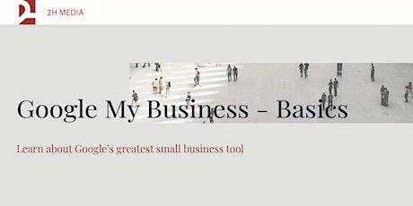 Google My Business - Basics tickets