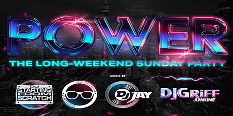 POWER - LONG WEEKEND  PARTY tickets