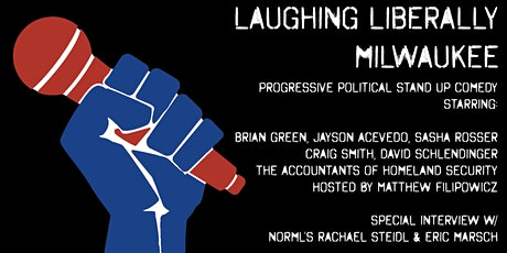 Laughing Liberally Milwaukee tickets