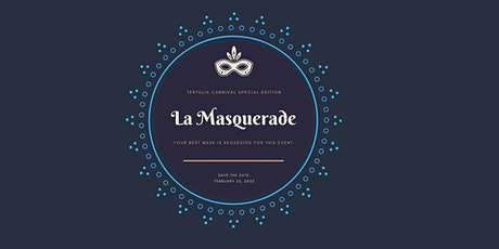 La Masquerade tickets