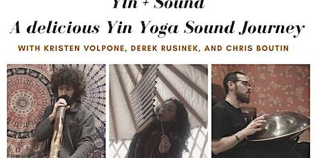 Yin + Sound tickets