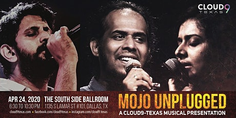 Mojo Unplugged tickets