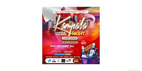 Kampala Night Toronto Canada tickets