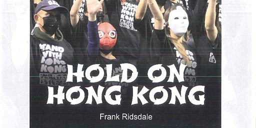 Hold on Hong Kong Frank Ridsdale's London CD Release Party