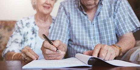 Wills, Trusts, & Nursing Home Asset Protection Workshop tickets