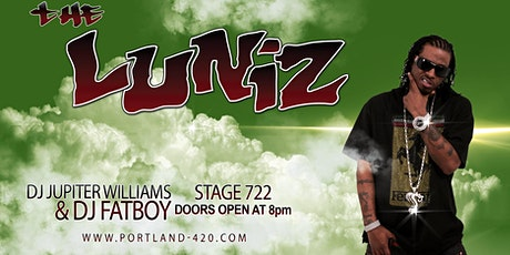 The Daily Leaf Presents The Luniz tickets