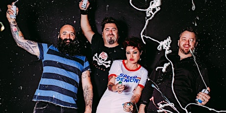The Superjesus tickets