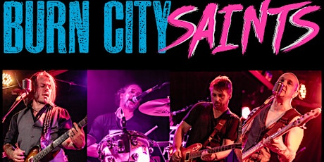 Burn City Saints tickets